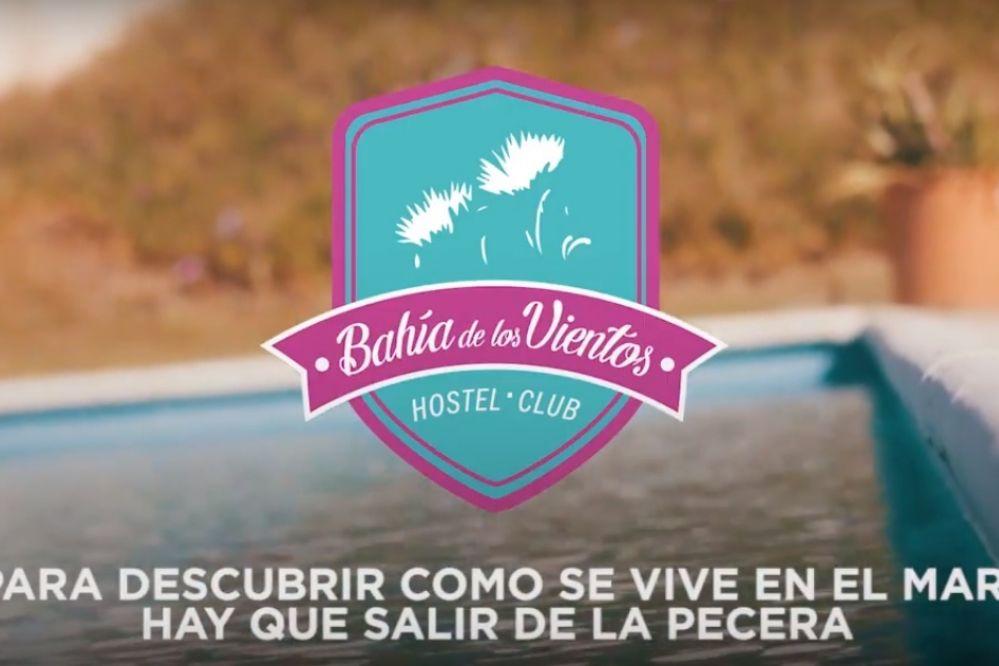 Abierto todo el año: Hostel para deportes extremos en Bahía de los Vientos