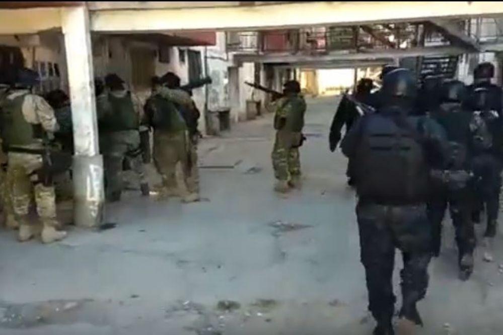 Video: Detuvieron a una banda que robaba con máscaras de terror