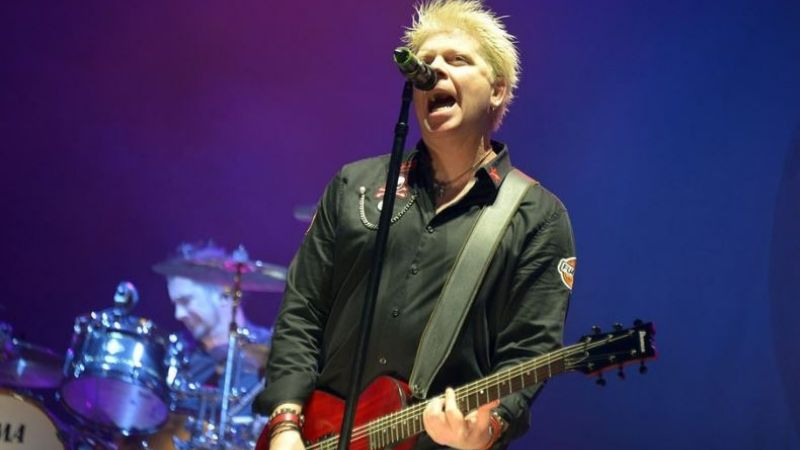 The Offspring regresa a la Argentina