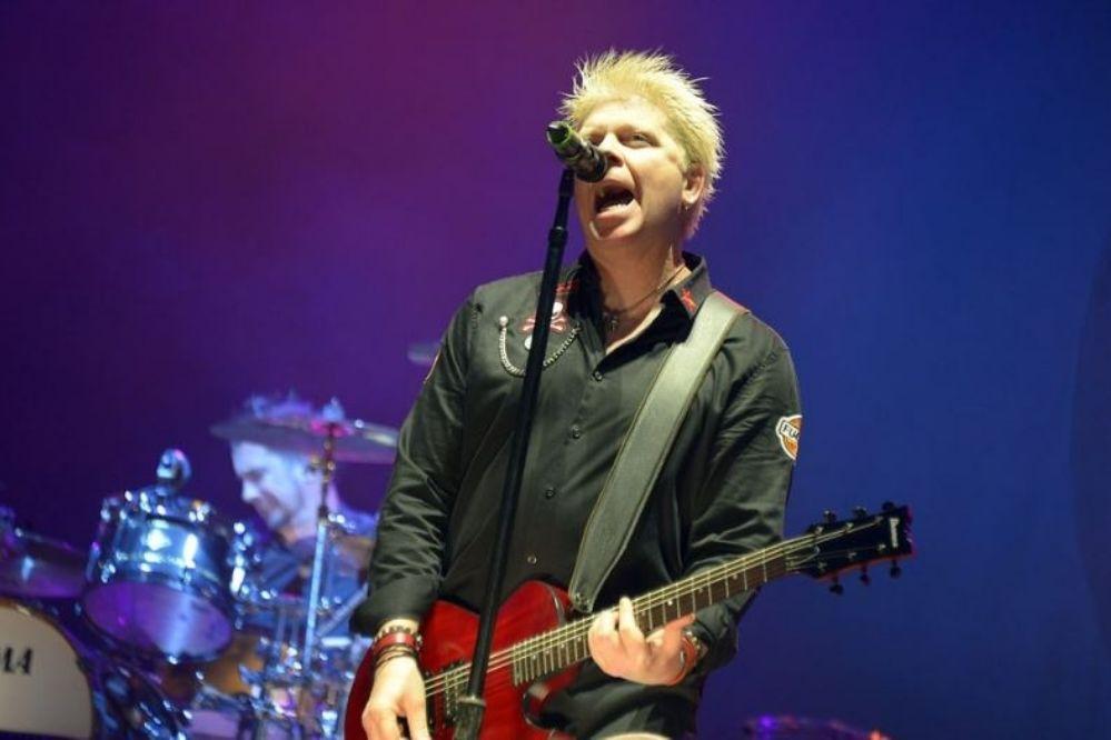 The Offspring regresa a la Argentina