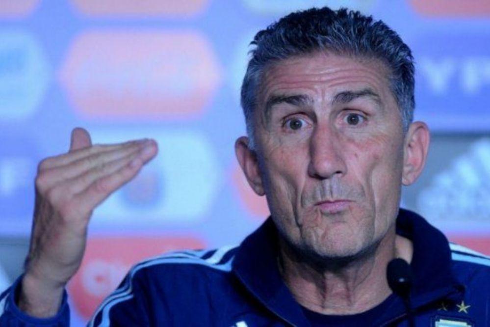 """""""Chiqui Tapia"""" echó a Edgardo Bauza de la Selección"""