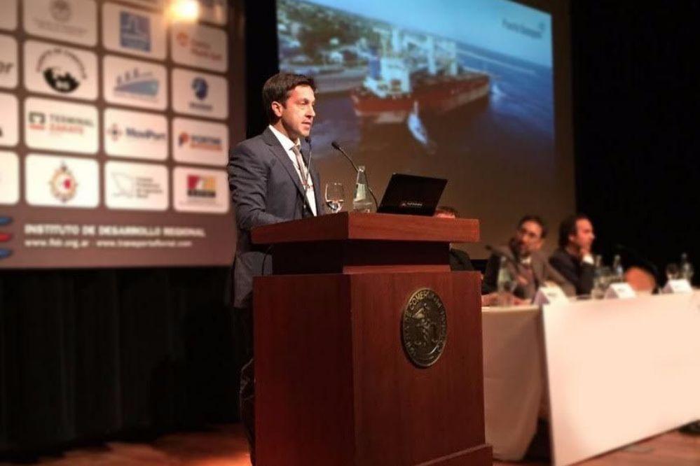 Arturo Rojas se presenta ante la OEA