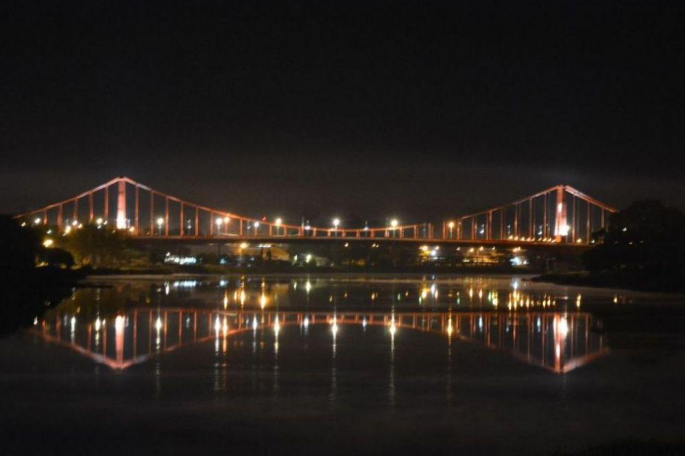 """Puente Colgante: """"Un Monumento Histórico Nacional que se va a poder proyectar en el ámbito turístico"""""""