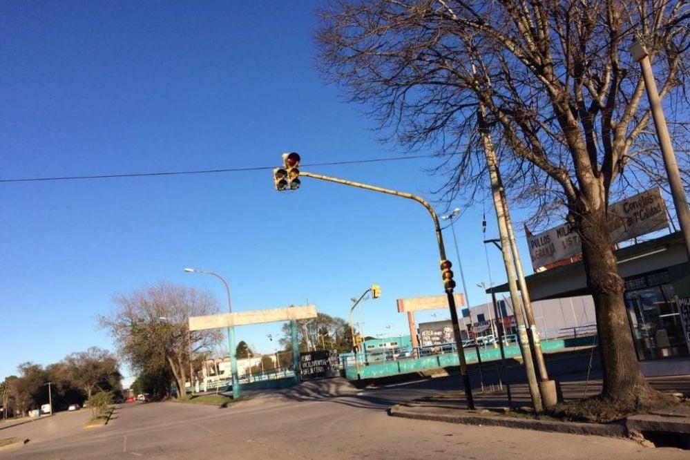 #Wassap4V: Piden la reparación de los semáforos de 58 y 75