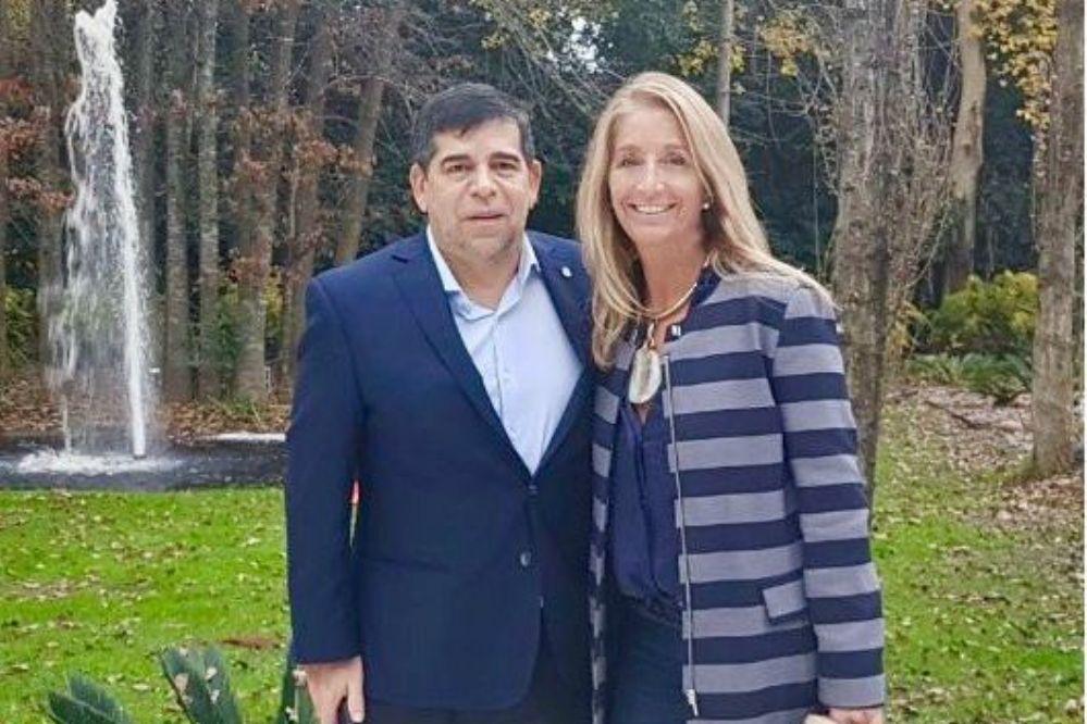 Consejo Nacional del PRO: Fernández Palma con la gobernadora y el gabinete