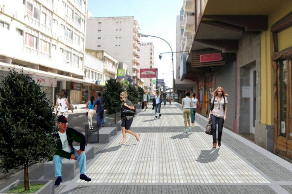 Ciudad Render: Así se vería Necochea si las promesas se cumplieran