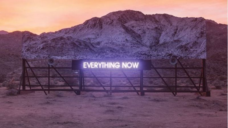 "Video: Arcade Fire estrenó el clip de ""Everything Now"""