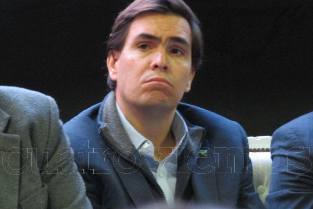 """El ministro Javier Tizado expresó que """"vincular el puerto con la ciudad me parece espectacular"""""""