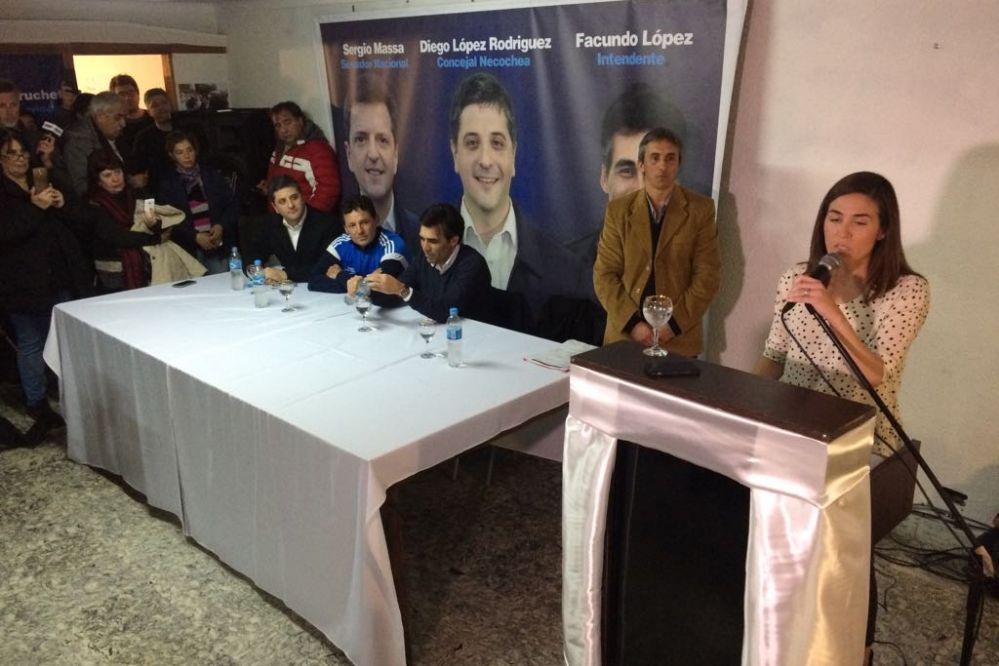 """Jimena López: """"Nuestro lugar es al ladodel corazón de la gente"""""""