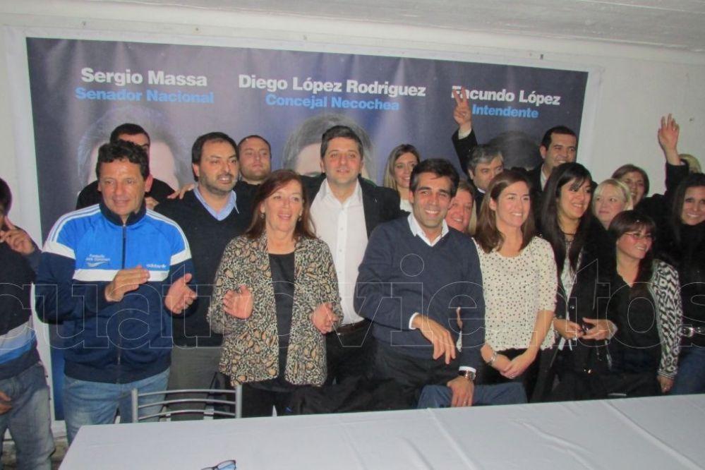 """Diego López Rodríguez: """"No vamos a dar ni un solo paso hacia el pasado"""""""