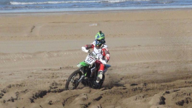 Video: Largada y primera vuelta del Enduropale 2017 a bordo de una 450