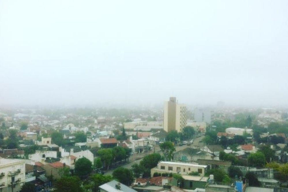 Datos de lluvias en Necochea y la región