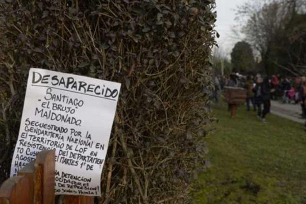 Convocan a una marcha en Necochea por la desaparición de Santiago Maldonado
