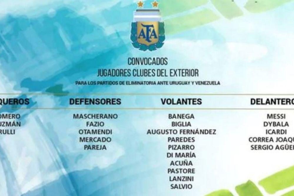 Primera lista de Sampaoli para Eliminatorias: Higuaín, afuera