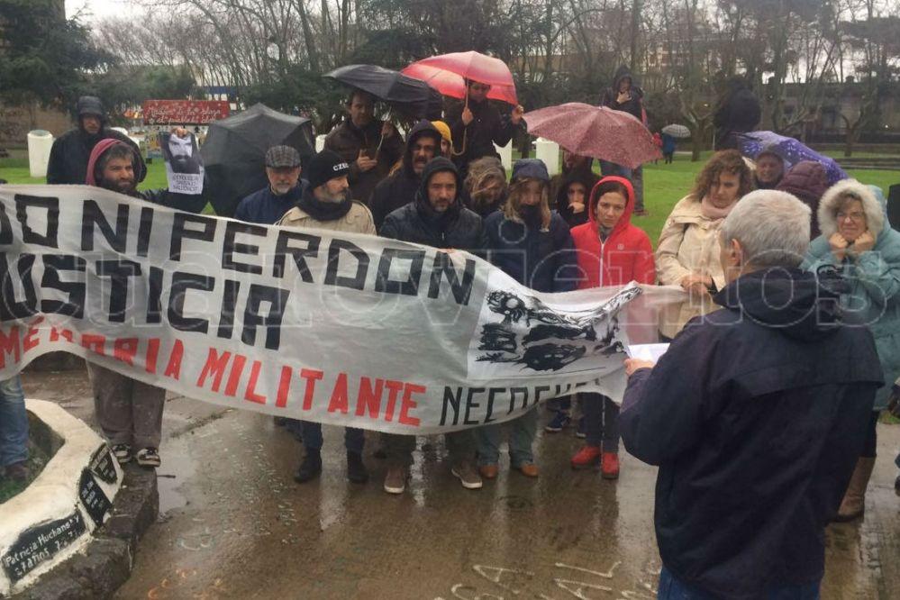 Agrupaciones de DDHH reclamaron la aparición con vida de Santiago Maldonado