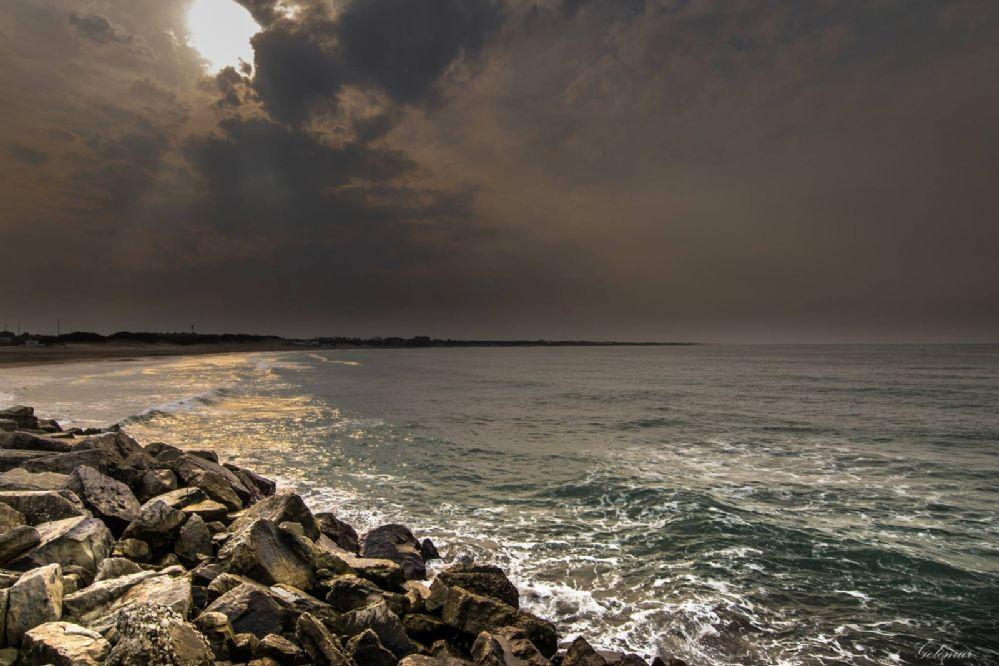 Fresco y con probabilidad de lluvias: El clima en Necochea