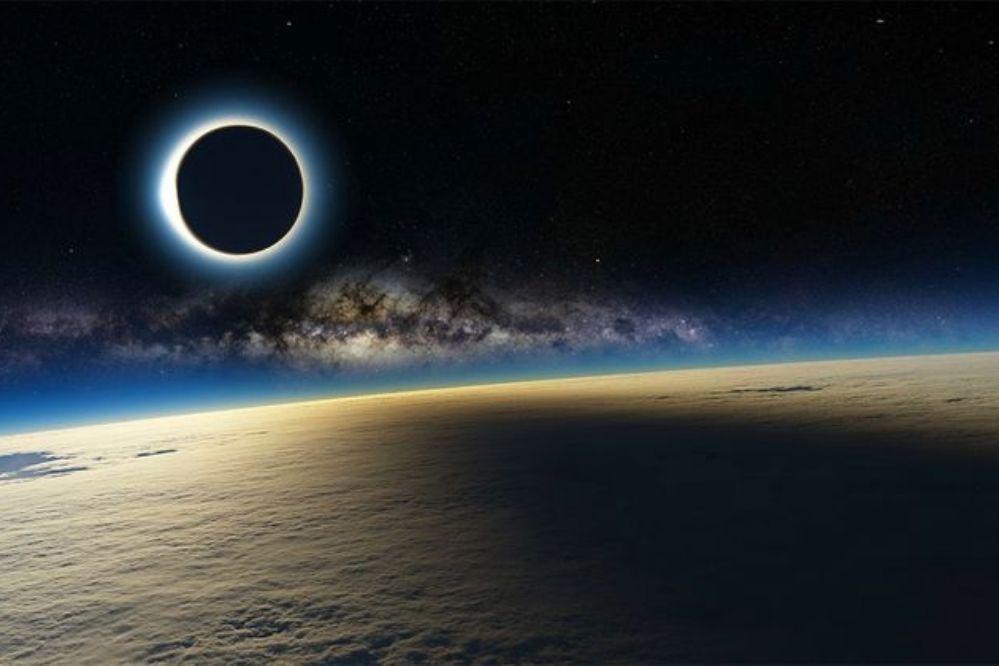 Eclipse solar sobre EE.UU.: Profecías alertan sobre el inicio del Apocalipsis