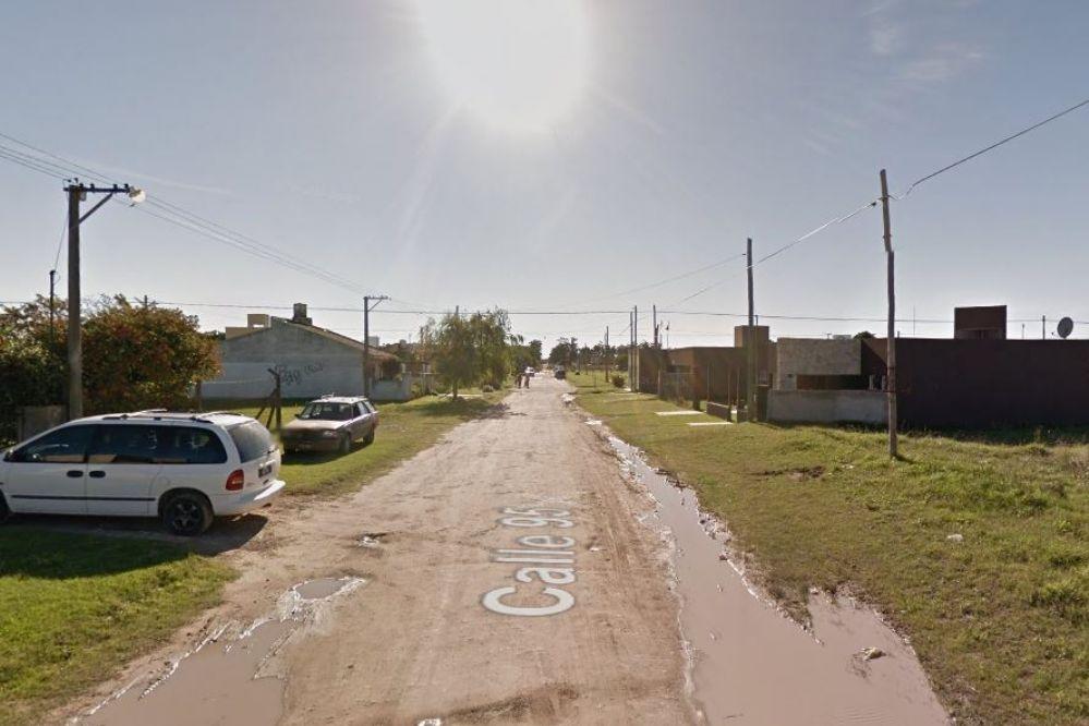 Barrio Parque: Ladrón forcejeó con la dueña de casa y huyó con un televisor
