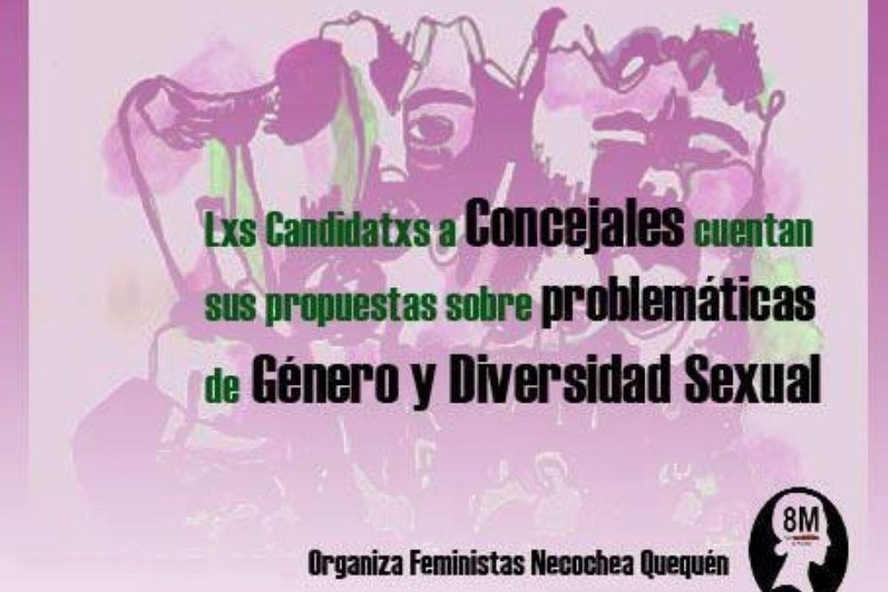 Feministas invitan a los candidatos a presentar propuestas de género en charla abierta