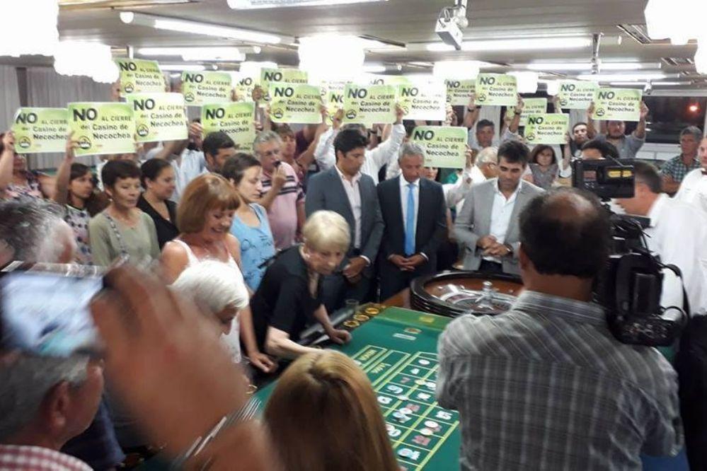 Facundo López y el Casino: La posibilidad de abrir una sala mixta