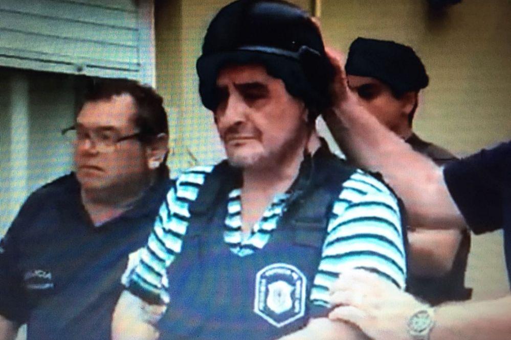 Policías necochenses participaron en la detención de los sindicalistas de la UOCRA de Bahía Blanca
