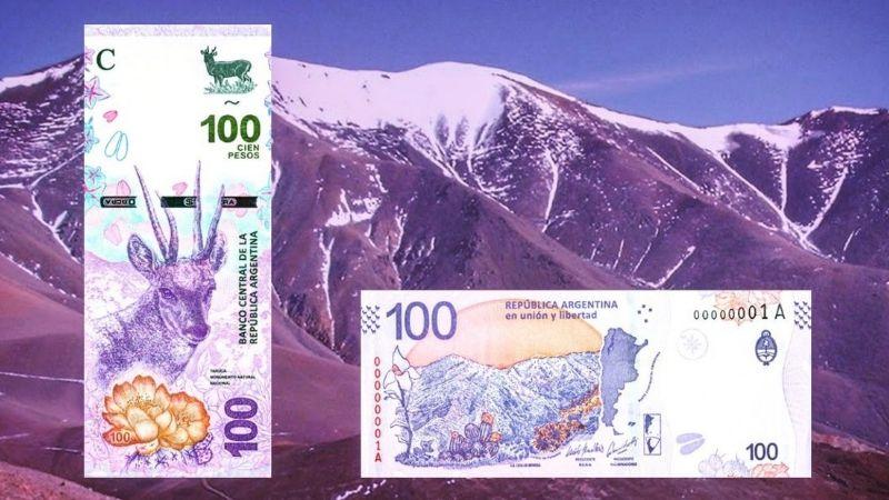 C 243 Mo Es El Nuevo Billete De 100 Pesos Que Ya Est 225 En