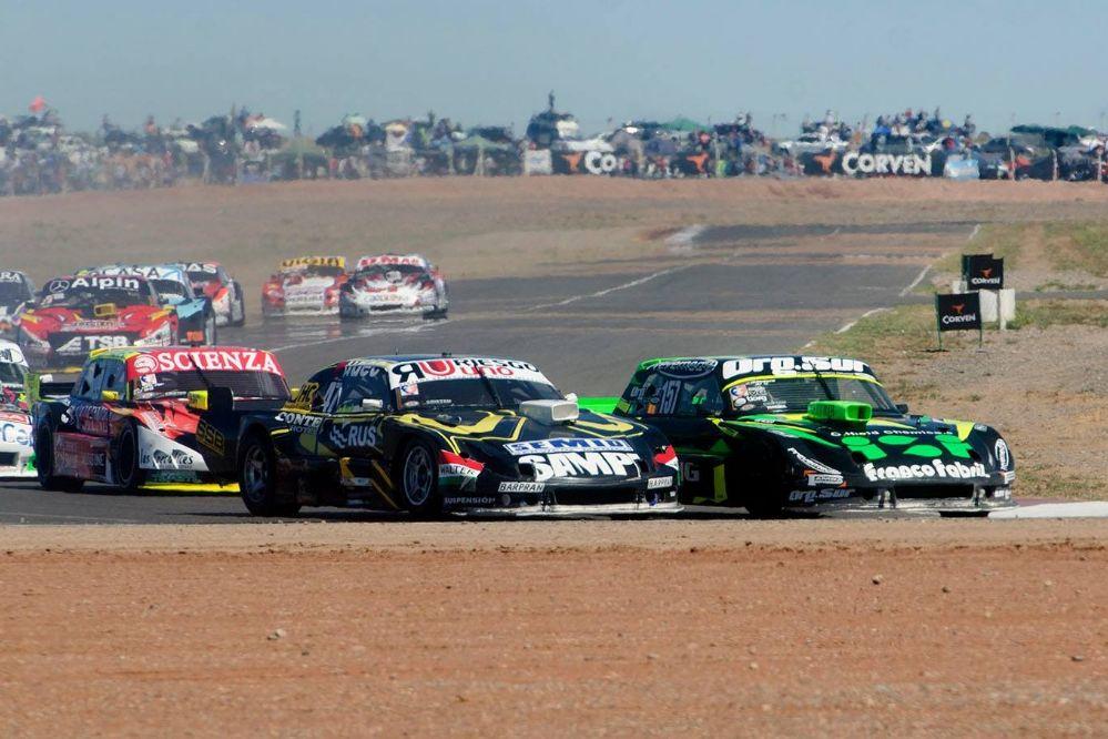 Pinchito Castellano se llevó la segunda carrera del TC