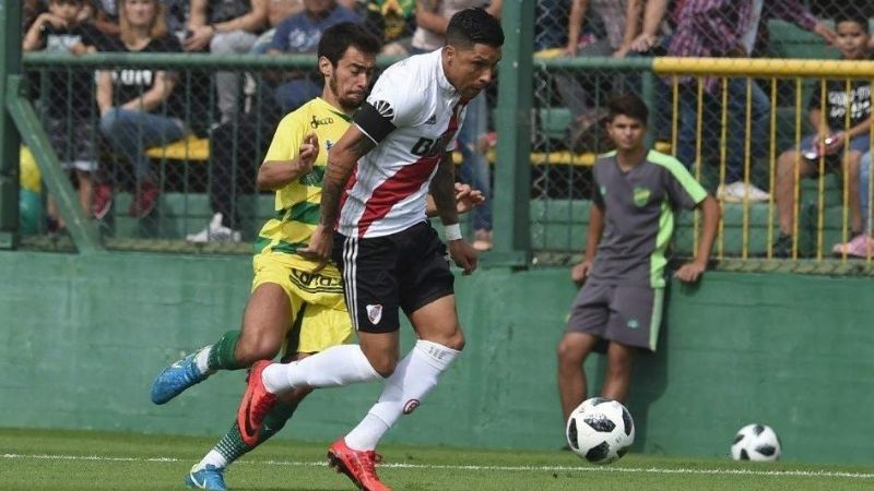 Video: River superó a Defensa y Justicia por 3 a 1