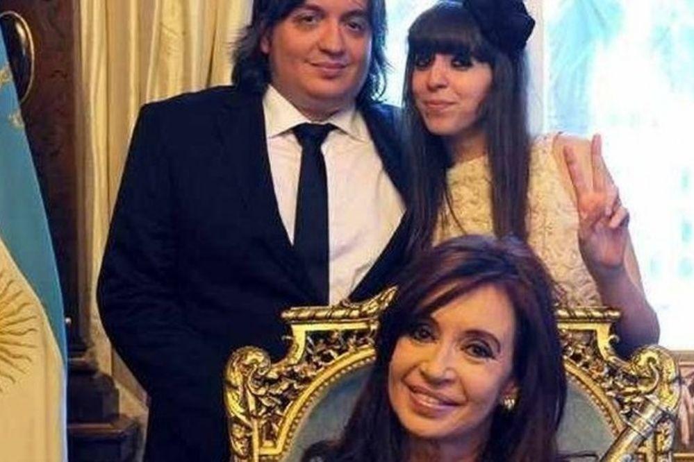 Procesaron y embargaron a Cristina Kirchner y a sus hijos en la causa Hotesur