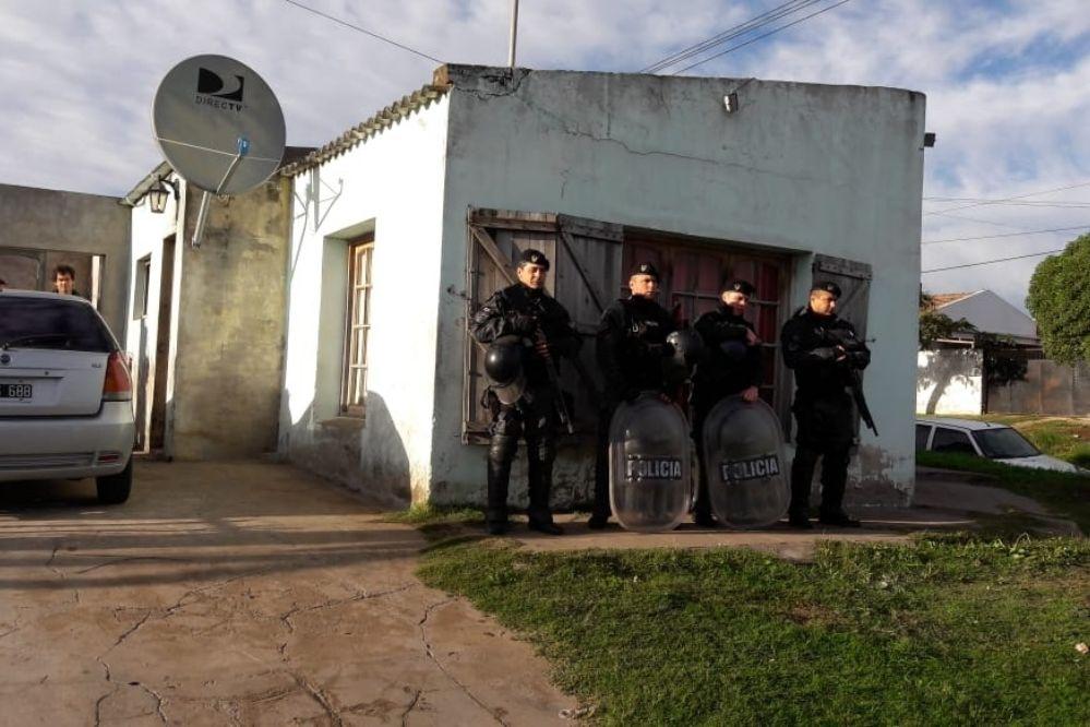 Detuvieron a un narco que operaba en Necochea y Quequén