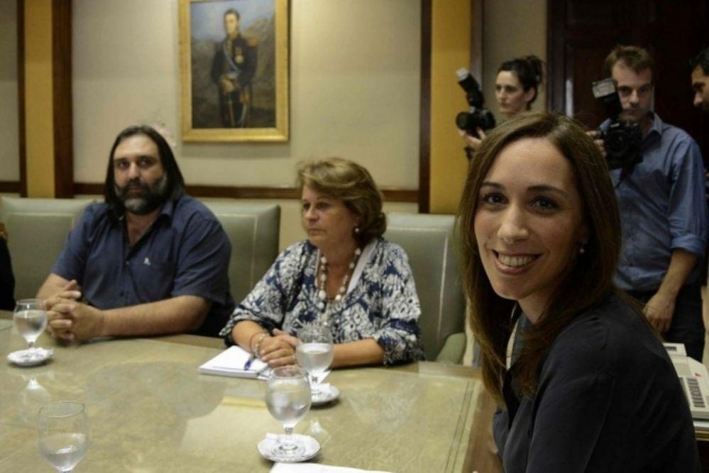 Paritaria docente: Vidal anunció un aumento del 2%