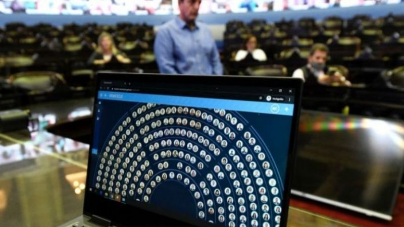 Garantizando el derrame: Diputados aprobó el impuesto a las grandes fortunas  - Diario Cuatro Vientos